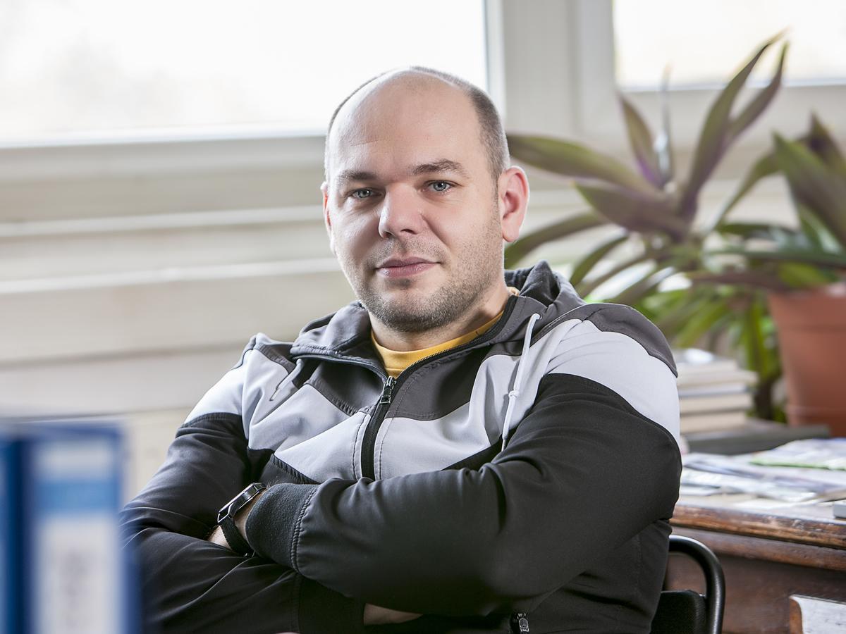 Saáry Zoltán